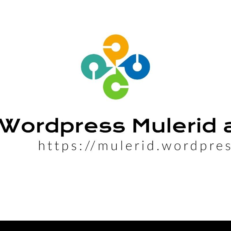 Wordpress Mulerid adm